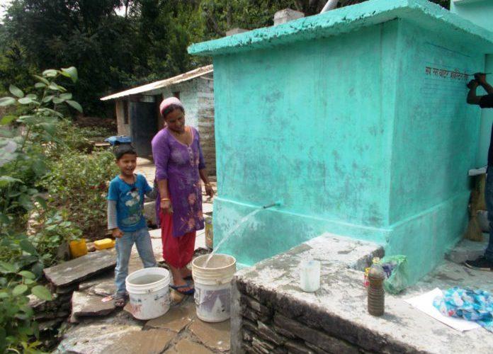 श्रीजन परियोजनाः इन गांवों में बर्बाद नहीं होता बारिश का पानी