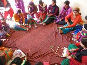 Handicraft Training