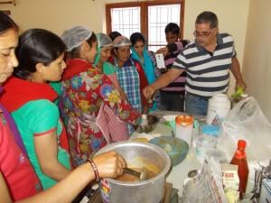 Jam making (2)